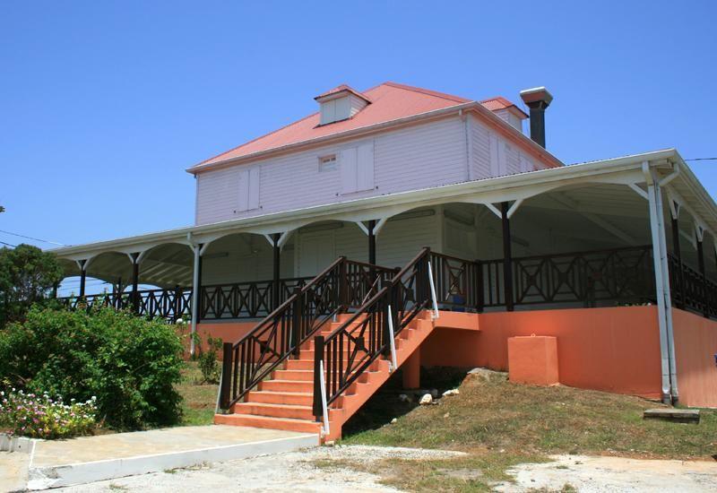 Maison coloniale de Wonche - Baie-Mahault archi maison Pinterest - plan d une belle maison
