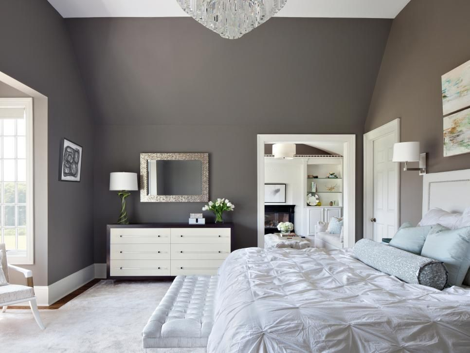 Dreamy Bedroom Color Palettes Master Bedroom Colors Traditional Bedroom Design Bedroom Color Schemes #two #colour #combination #for #living #room #walls