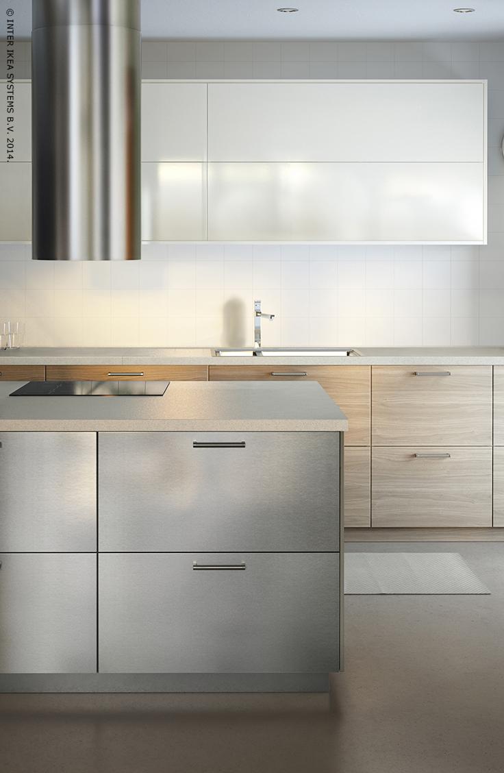 voeg een strakke look toe aan je keuken door te werken met. Black Bedroom Furniture Sets. Home Design Ideas