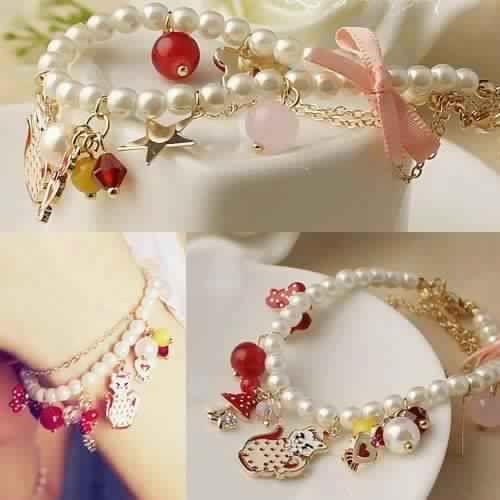صور اكسسوارات بنات 2015 Girly Accessories Pretty Bracelets Handmade Bracelets