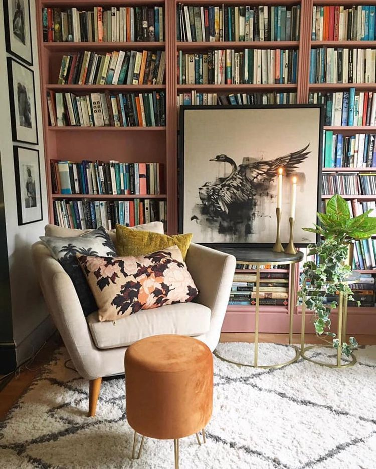 Get Inspired By These Living Room Bookshelf Ideas In 2020