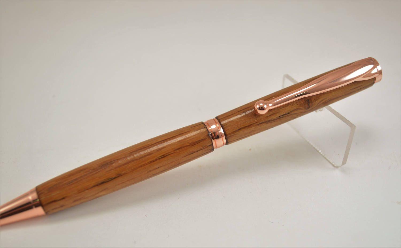 Fountain Pen. Wood Pen Jack Daniels whiskey barrel oak wood pen
