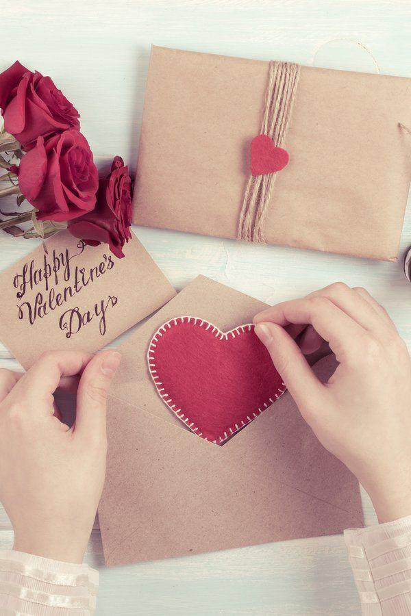 Valentinstag-Geschenk selber machen: 11 einfache DIY-Ideen