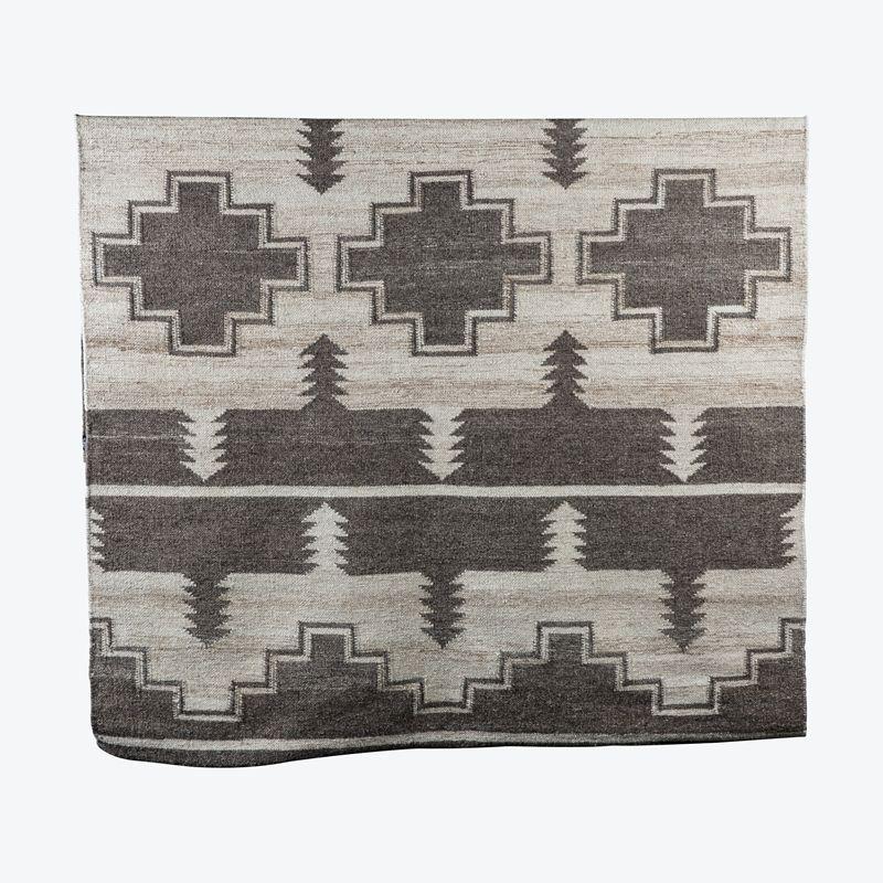 Kiowa håndvevet teppe