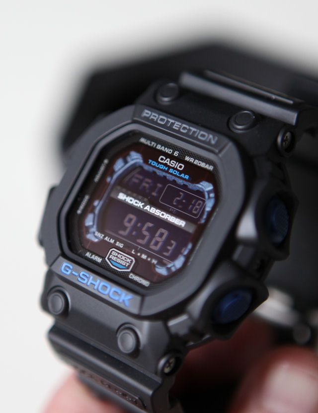 G-Shock GXW-56E-1JF Giant KING Blue-3