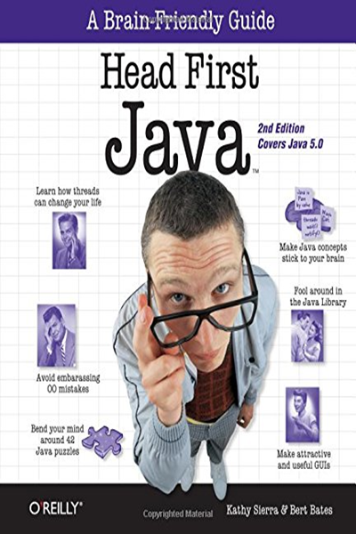 2005 Head First Java 2nd Edition By Kathy Sierra O Reilly