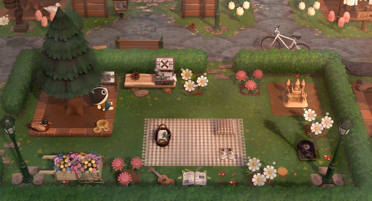 Garden Acnh Designs Blog