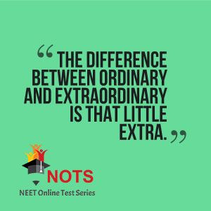 Nots Neet Online Test Series Motivational Quotes For Students