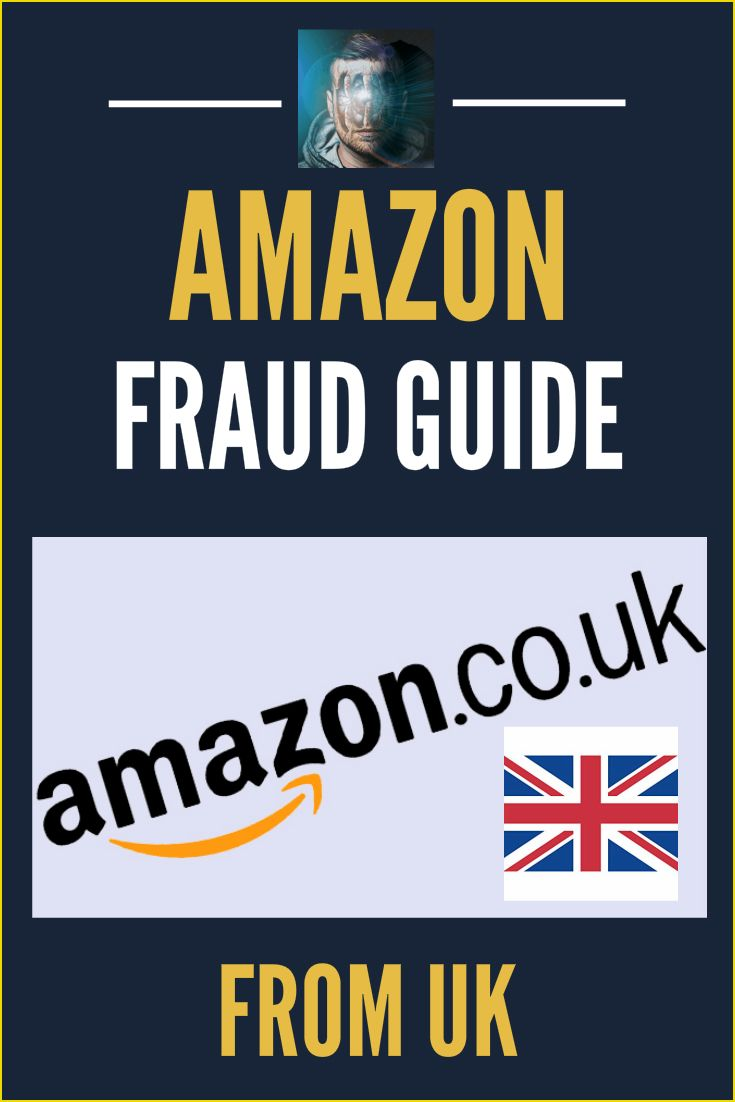 Amazon Uk How To Ship To Collect Credit Card Bank Fraud