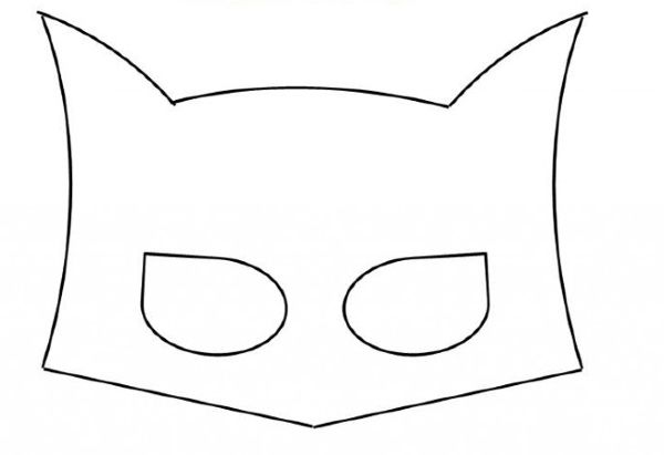 7diy Batman Mask New Batman Printables Collection Five To Nine 600 Jpg 600 411 Batman Mask Batman Mask Template Super Coloring Pages