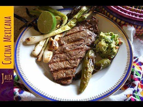 Carne Asada y Marinado para el Da del Padre Carne Asada y Marinado para Carne Asada de Jauja Cocina Mexicana Carne de res marinada en jugo