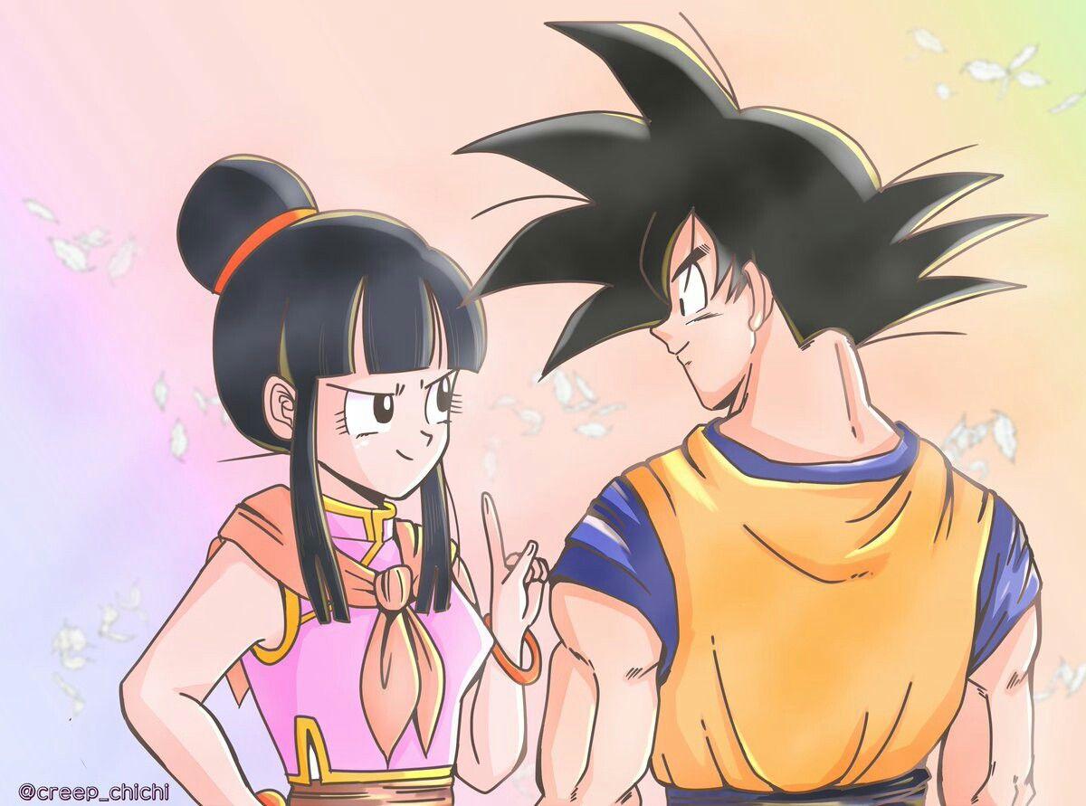 Sweet Gochi Dragon Ball Super Art Anime Dragon Ball Z