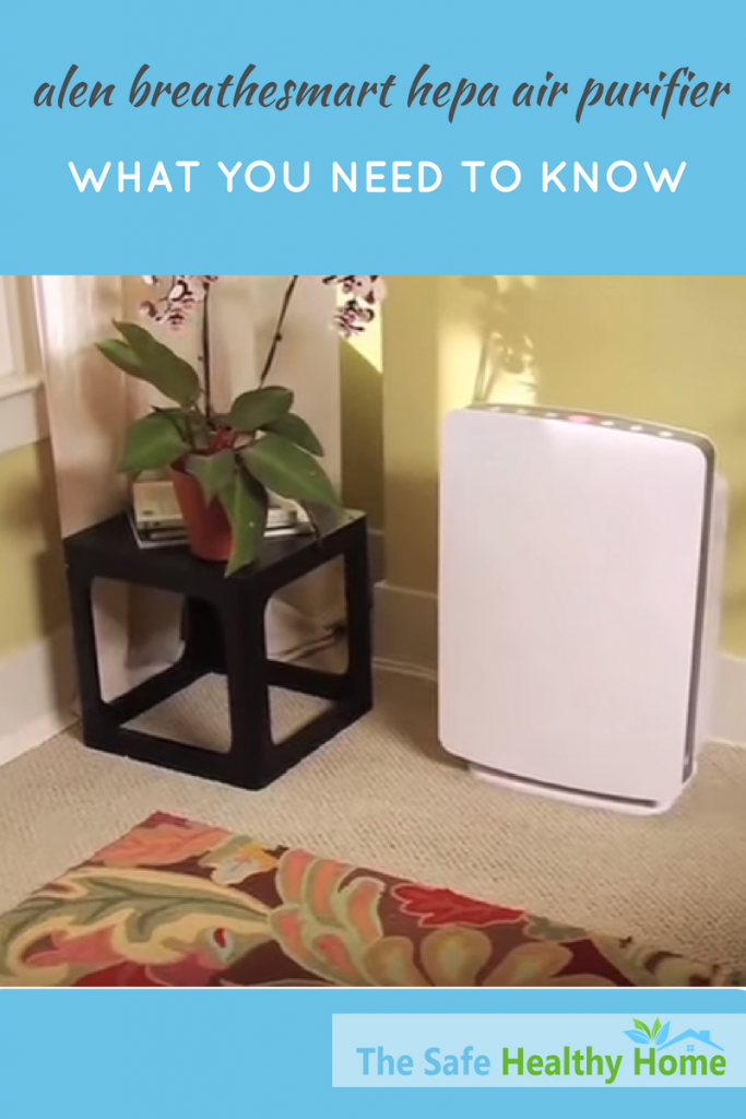 Alen BreatheSmart HEPA Air Purifier What You Need to Know