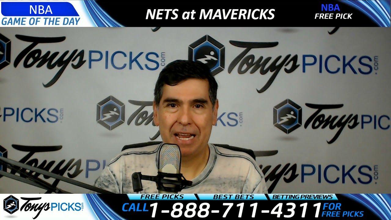 Brooklyn Nets vs. Dallas Mavericks Free NBA Basketball