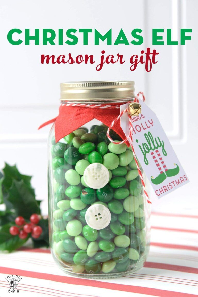 25 Best DIY Mason Jar Christmas Gifts - Sweet Mone