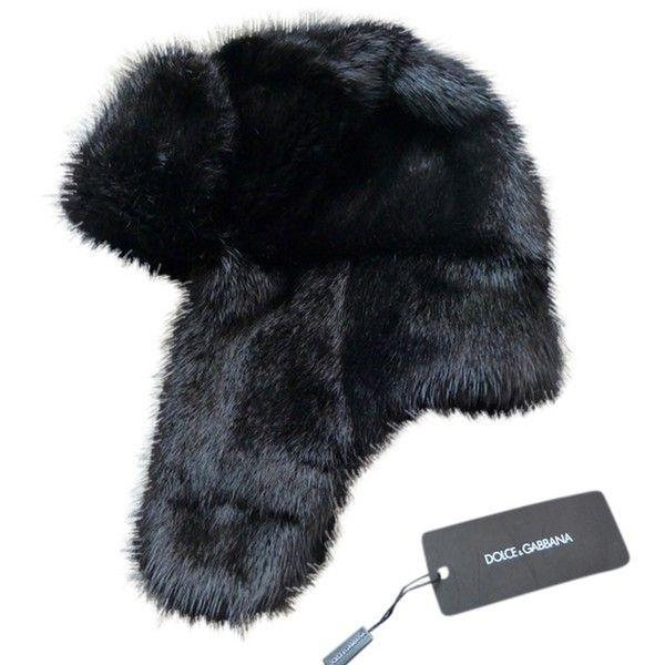 Fur hat Dolce & Gabbana AgaPfr