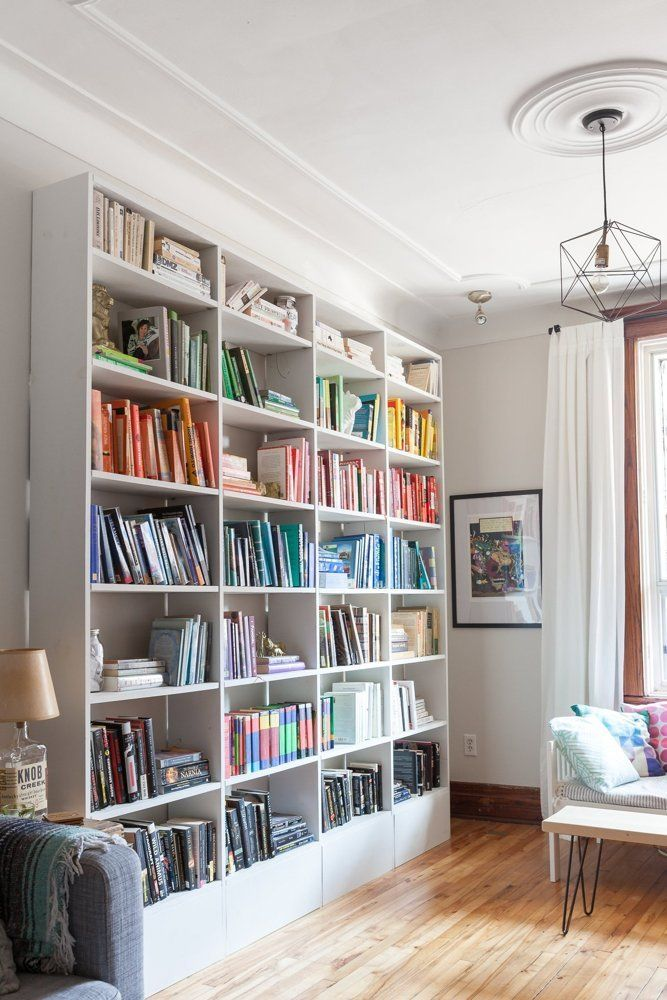 House Tour: A Colorful and Edgy Montreal Rental | Rental apartments ...