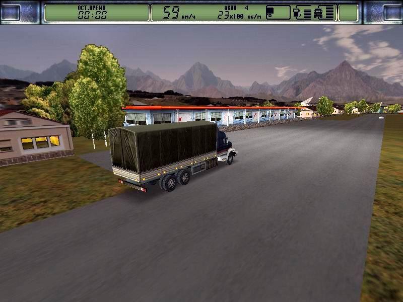 Скачать дальнобойщики симулятор с торрента