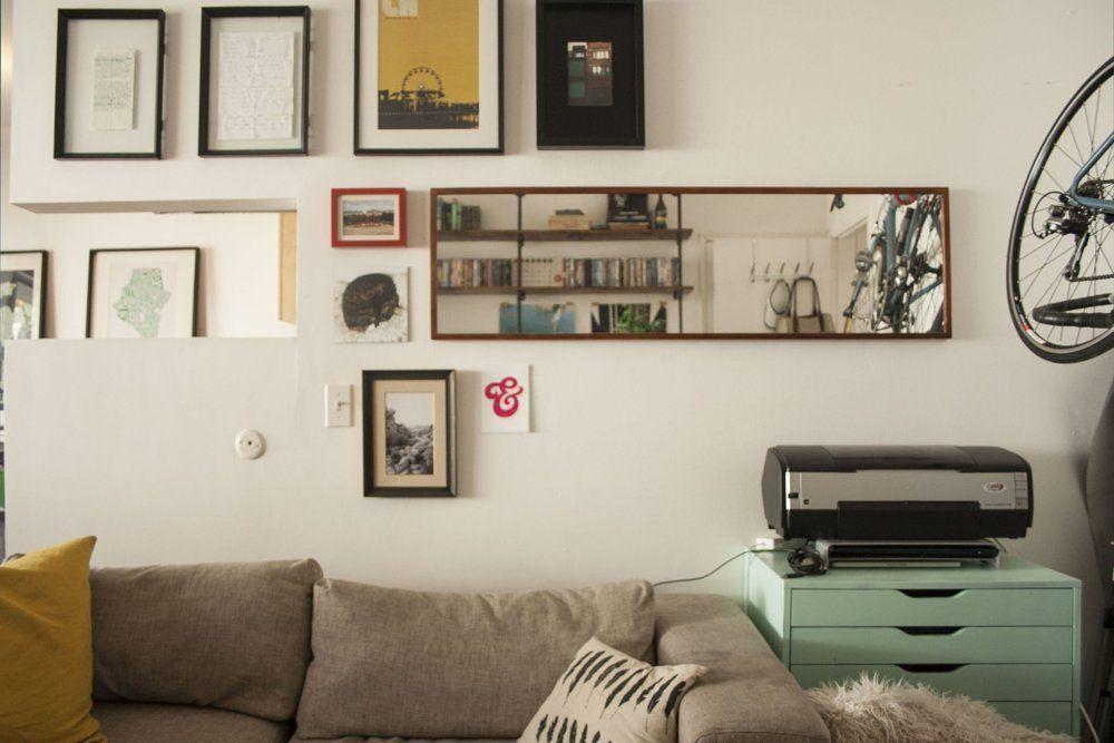 Thomas & Erin's Bright Spot — House Tour | Apartment Therapy