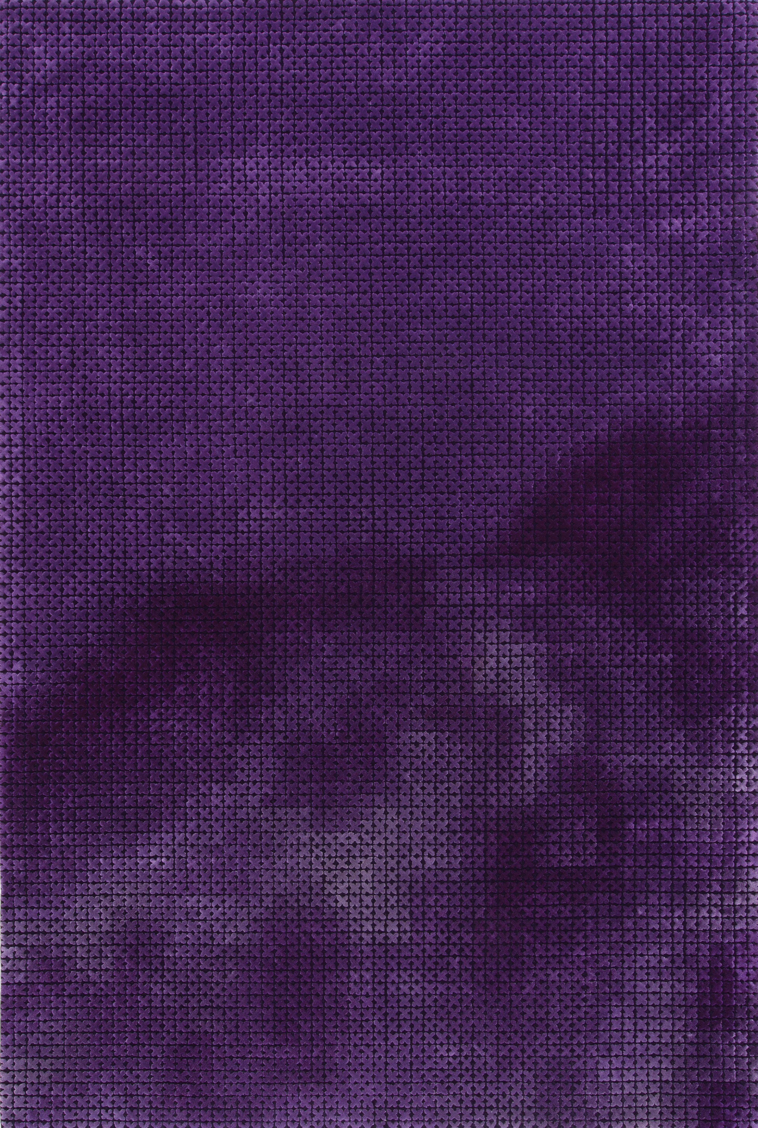 #Chroma #Sequences #Abstract #Canvas #Purple #Colors #Colours #Paint #Painting #Visualeffect
