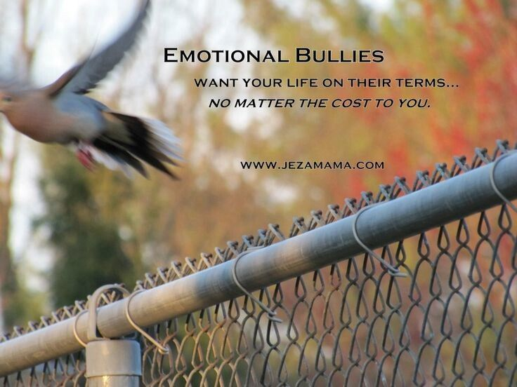 bullies come from dysfunctional families