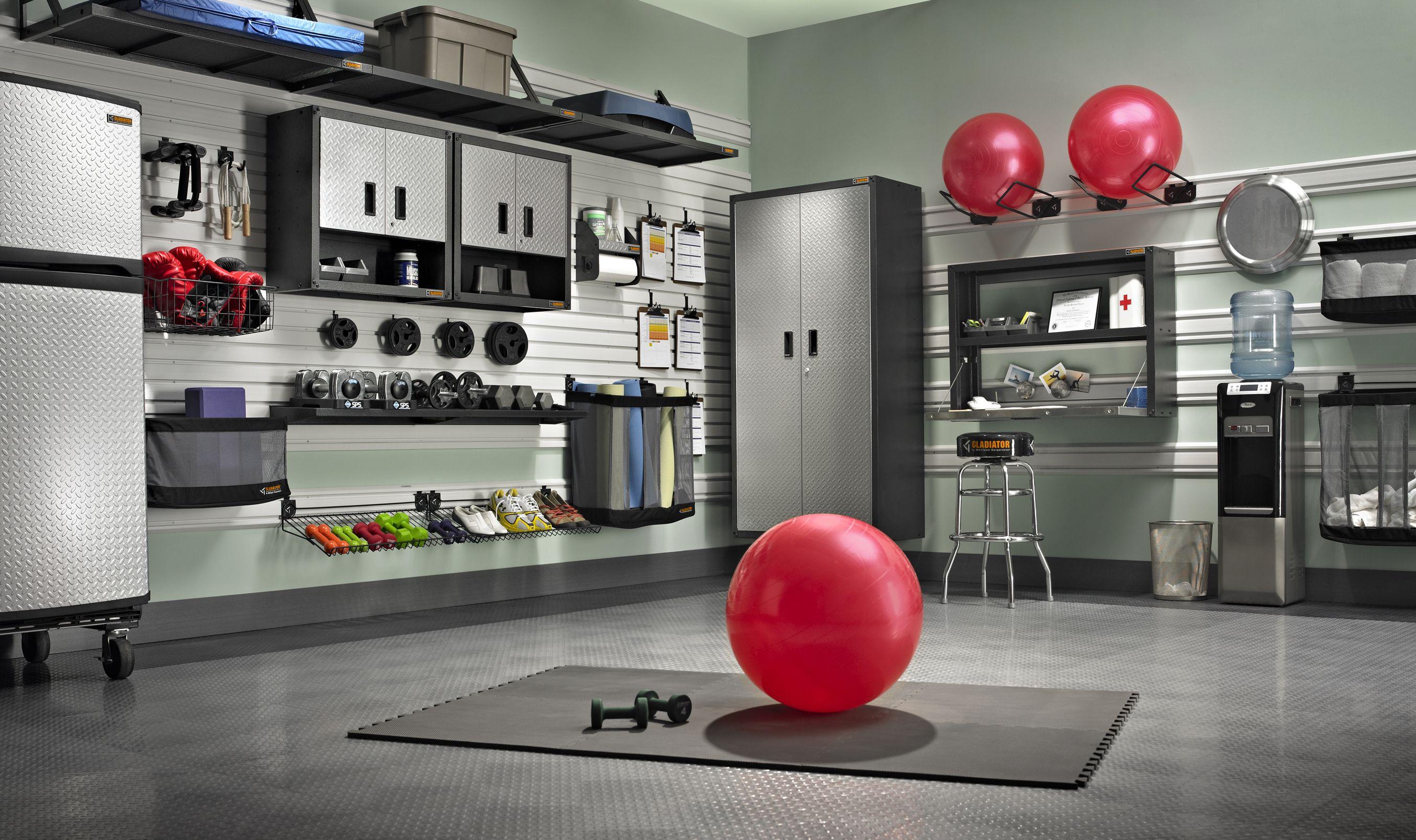 gladiator garageworks storage organization flooring and on best garage organization and storage hacks ideas start for organizing your garage id=38274
