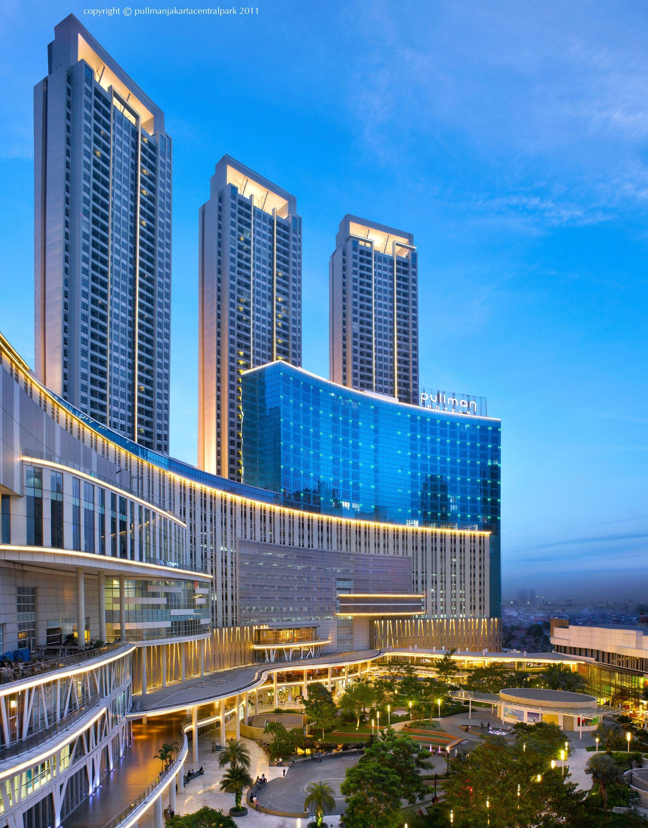10 Gedung Tertinggi Di Jakarta Kaskus The Largest