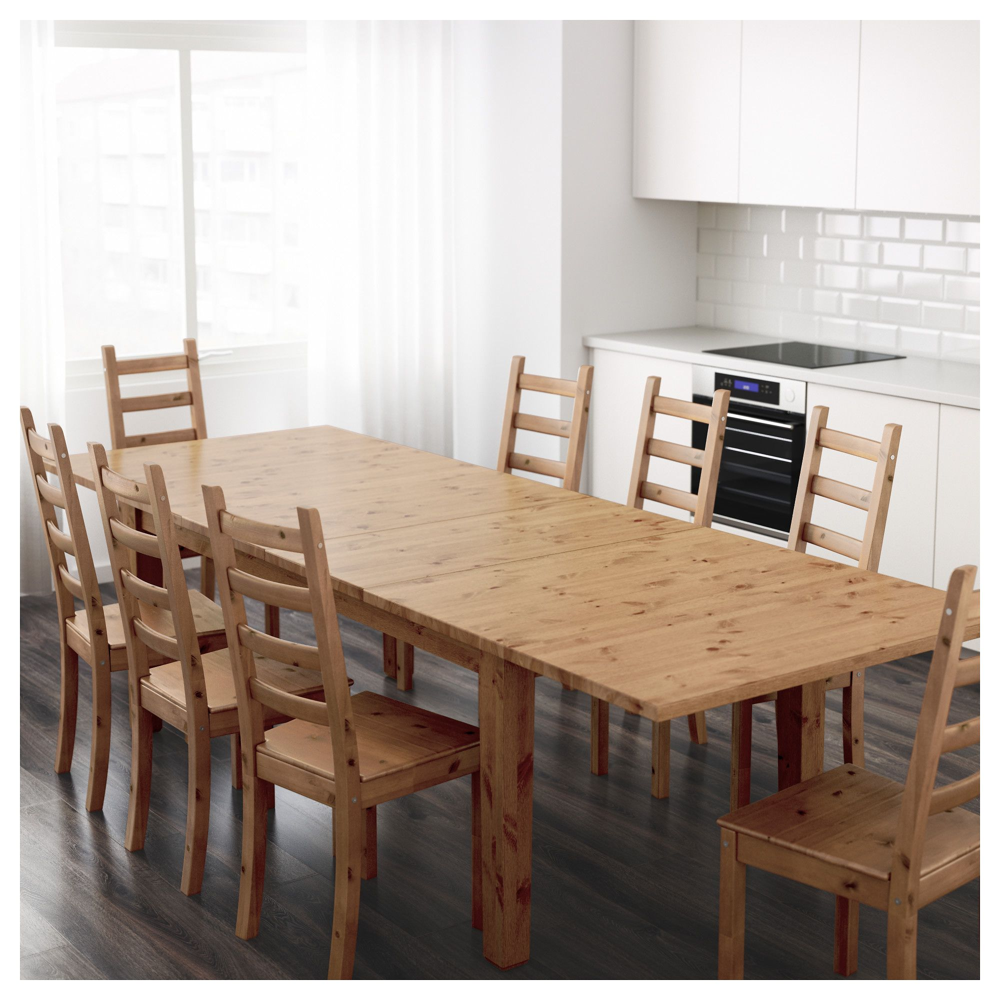 Stornas Extendable Table Ikea Dining Room Furniture Dining