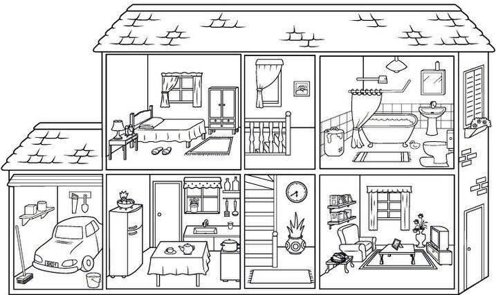 casa de desenho simple d render casa ilustrao srie with casa de