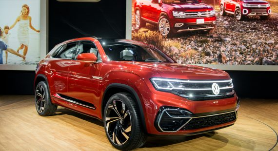 The 2020 VW Atlas, Comes With Everything New The Cars Week