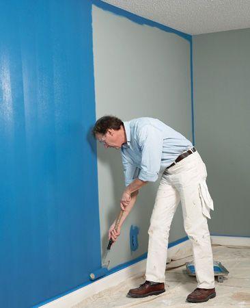 Fastest Way To Paint A Room Ɗ Ȋ Ŷ Diy
