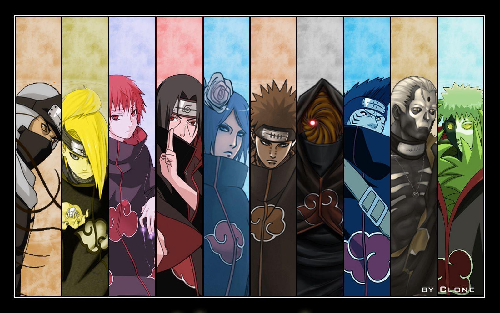 Naruto Wallpapers Otaku