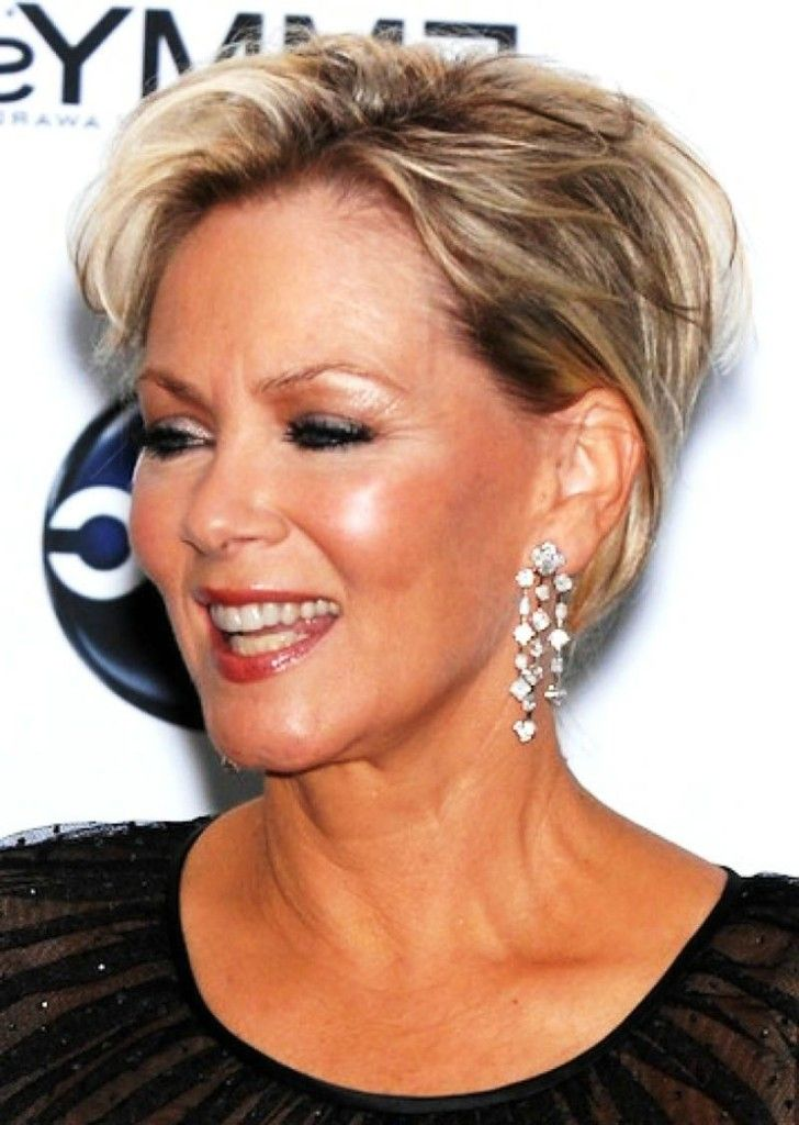 Modern short hairstyles for women over 50 age plus - Hairstyles ...