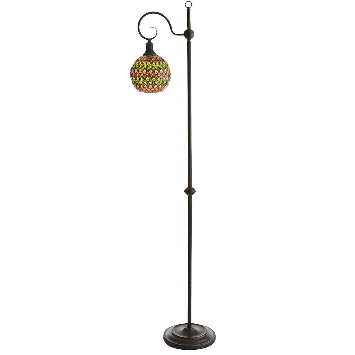 Cathedral Downbridge Floor Lamp Pier 1 Imports Stained Glass