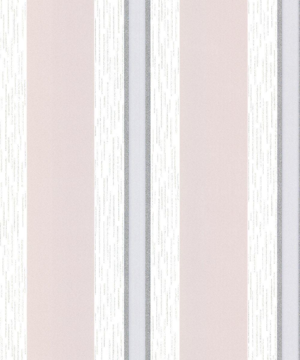 Arthouse Anya Stripe Blush Wallpaper 886200 Textured
