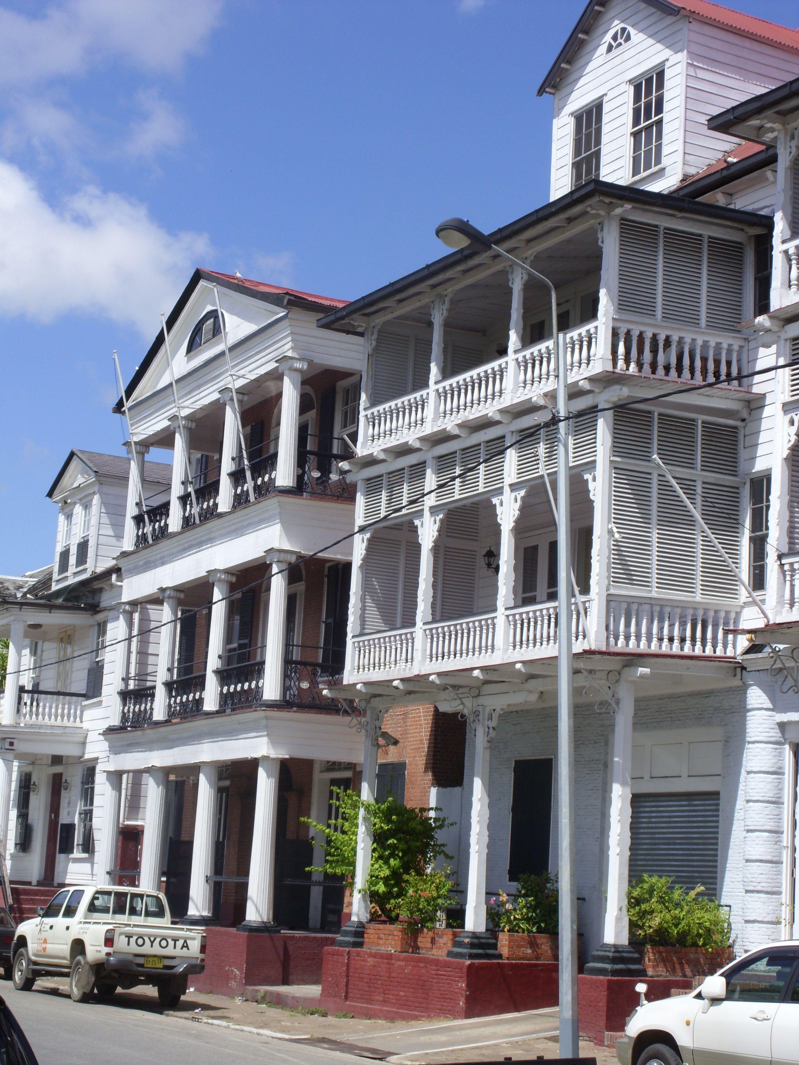 Waterkant #Paramaribo #Suriname