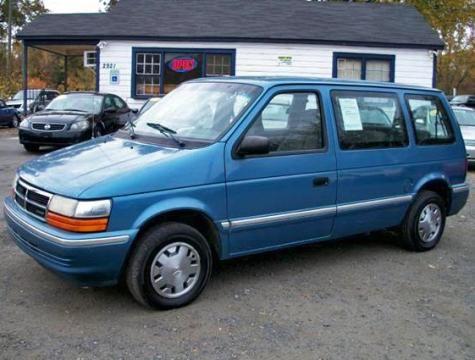 Dirt Cheap Minivan Under 1000 In Sc Used Dodge Caravan 1993 Cheap Cars For Sale Mini Van Dodge