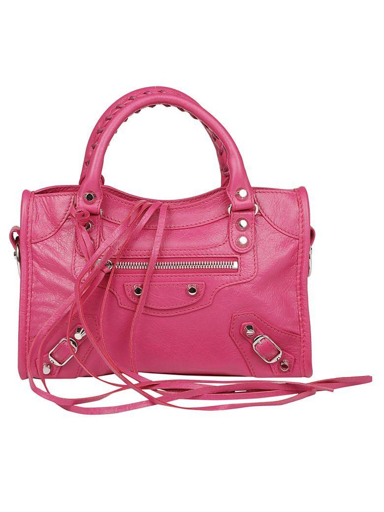 c2bd1961b5 Best price on the market at italist | Balenciaga Classic City Shoulder Bag