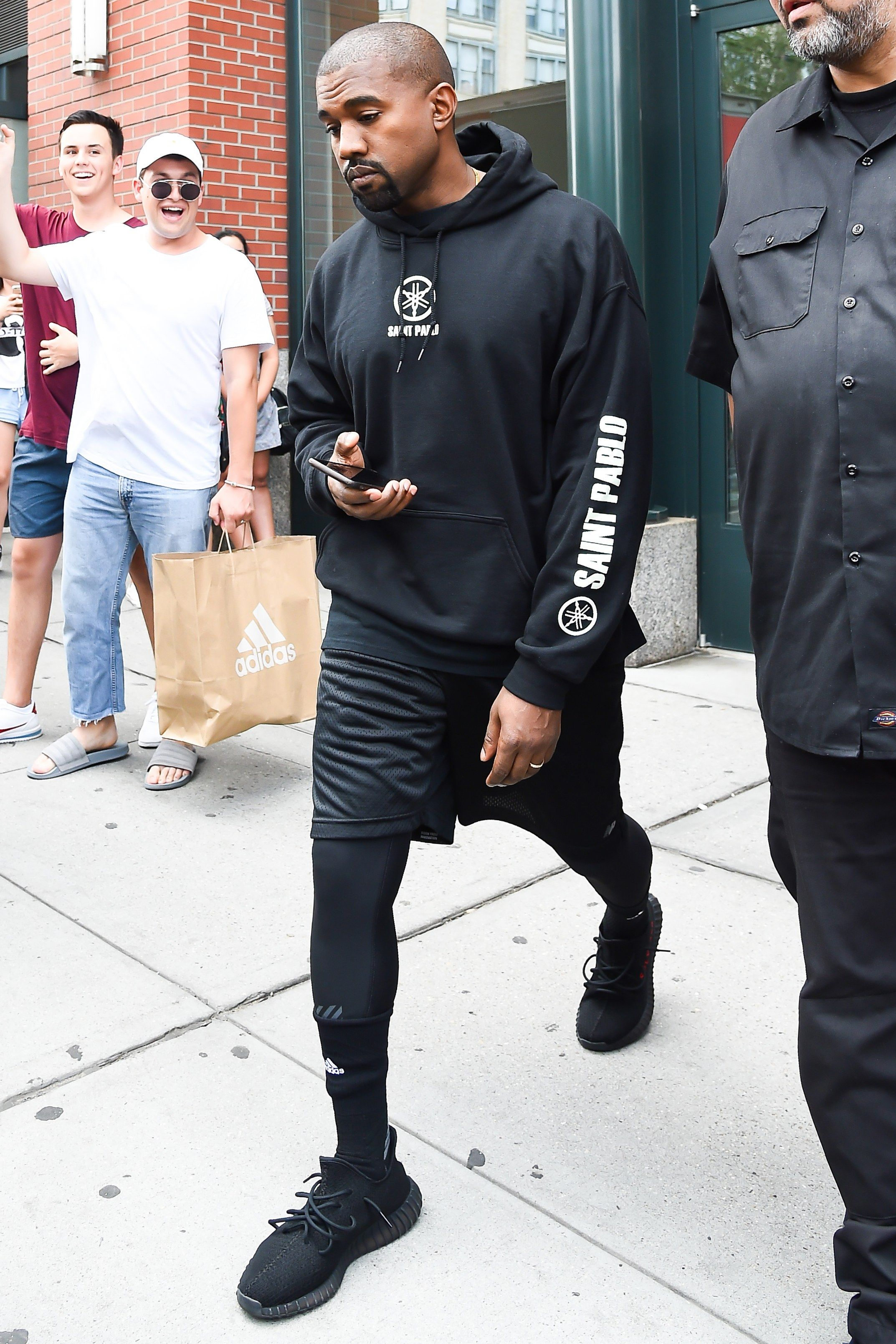 2037429b777 All of Kanye West s Best and Wildest Outfits