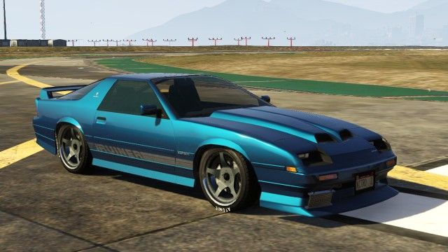 Metallic Blue Imponte Ruiner GTA 5 | Gta cats | Gta 5, Gta cars, Gta