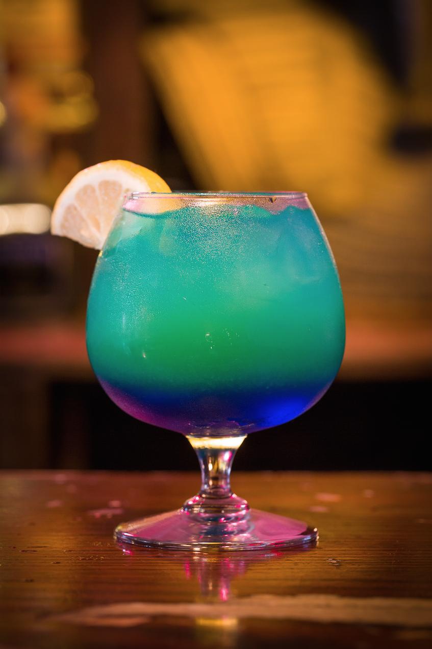 Sweet Poison Cocktail Recipe Halloween drinks