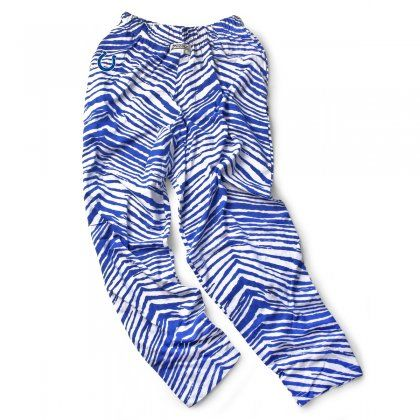 Nfl Officially Licensed Indianapolis Colts Zebra Print Pant Logo Pants Zebra Pant Leggings Are Not Pants