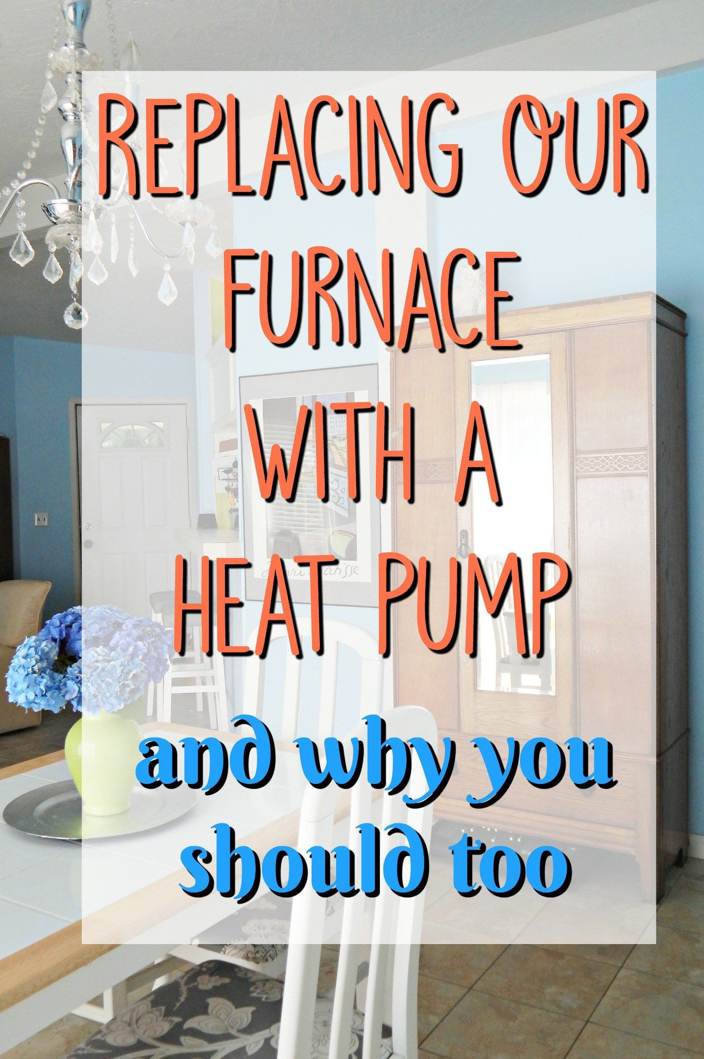 Replacing Our Propane Gas Furnace With A Ductless Heat