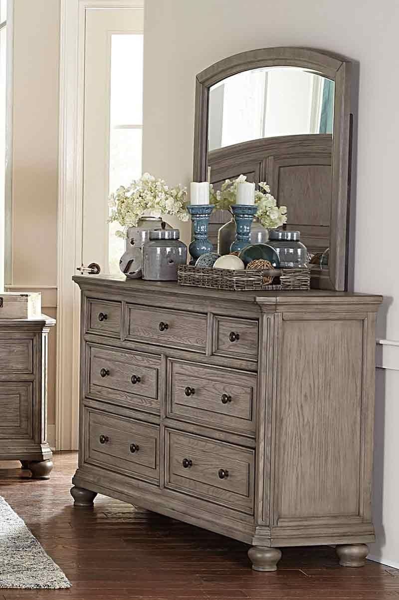 Homelegance Lavonia Dresser With Mirror 1707 5 6 Deco Maison Decoration Western Deco