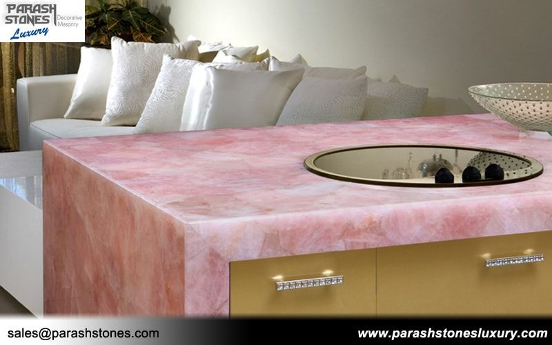 Semi Precious Stone Slab Furniture Wholesale Price Precious
