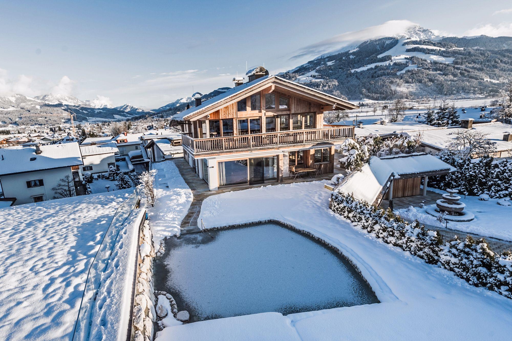 Das Naturjuwel- Landhaus in bester Lage in St. Johann in Tirol ...