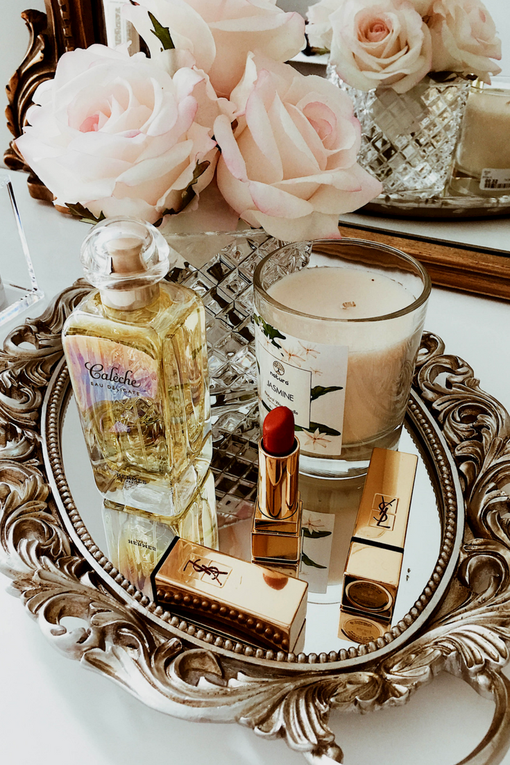 Photo of 8 Chic Ways To Decorate Your Vanity Like A Parisian – WANDER x LUXE