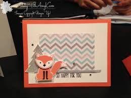 Bildergebnis für stampin up foxy friends