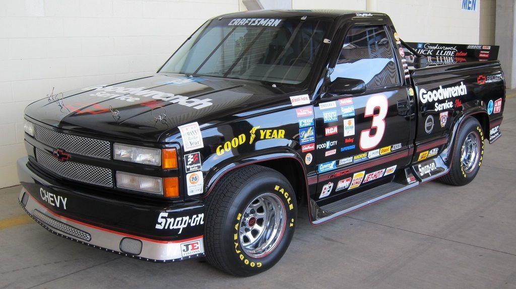 1991 Chevrolet Silverado Pickup Dale Earnhardt Edition C1500 1 2 Ton Chevrolet Silverado Chevrolet Silverado