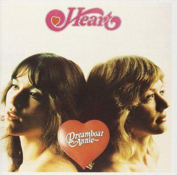 heart dreamboat annie - Google Search